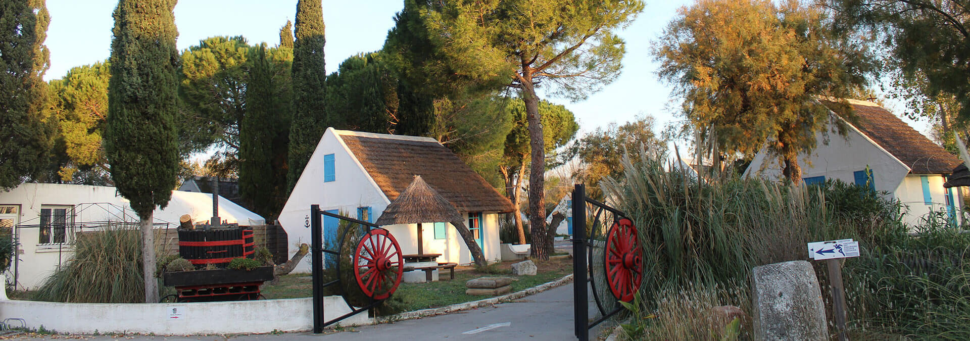 Camping le Camarguais, Camping Montpellier